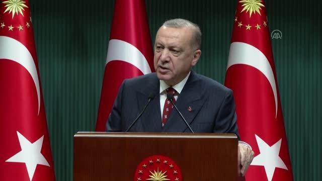 Son Dakika | Cumhurbaşkanı Erdoğan: (Kadıköy'deki kiliseye saygısızlık) Benzer hadiseler gibi bu konunun da sonuna kadar takipçisi olacağız'