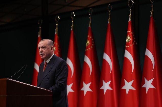 Erdoğan: 'Böyle bir ahlaksızlığı, böyle bir edepsizliği bizim kabullenmemiz mümkün değildir'