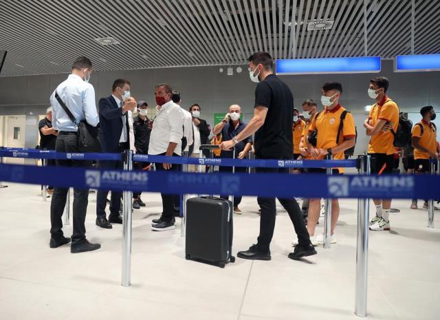 Galatasaray yaptığı paylaşımla Yunanistan'ın küstah tavrını gözler önüne serdi