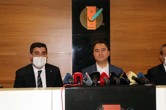 İttifakları etkileyecek gelişme! Ali Babacan, Cumhurbaşkanı adayı olduğunu söyledi