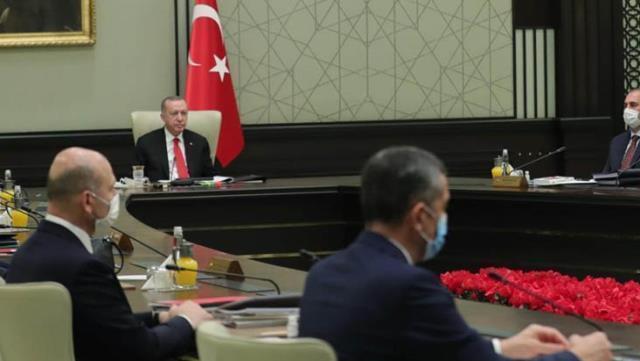 Kabine toplantısında alınan kararlar açıklandı mı, nelerdir? 12 Temmuz Kabine Toplantısı tüm kararları! Cumhurbaşkanı Erdoğan'ın açıklamaları!