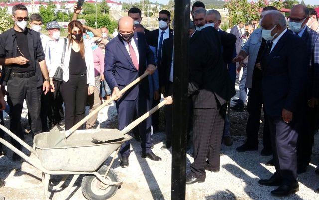 KKTC Cumhurbaşkanı Tatar: 'Kıbrıs Türk halkı kendi geleceğini tayin edebiliyor'