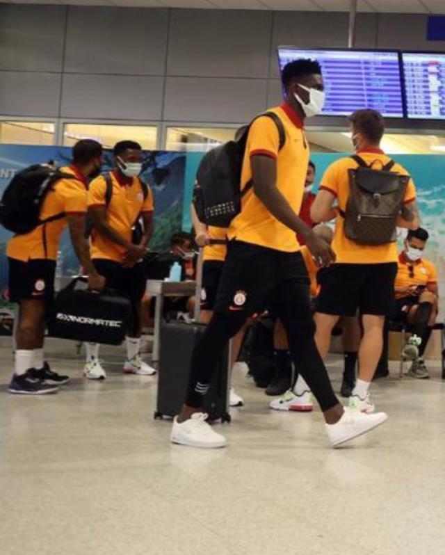 Yunanistan'ın çirkin tavrı testle de kalmadı! Galatasaraylıları deport etmeye kalkmışlar