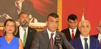 Mersin Barosu: Mersin Baro Başkanı Gazi Özdemir mazbatasını aldı