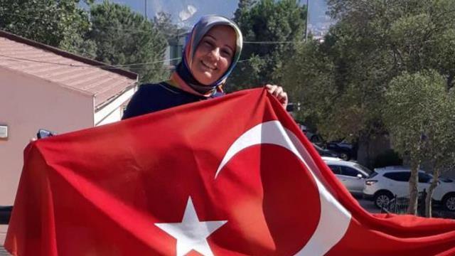15 Temmuz gecesi 580 komandoyu durduran Elif Dağdelen: Hainlere fırsat tanımadık