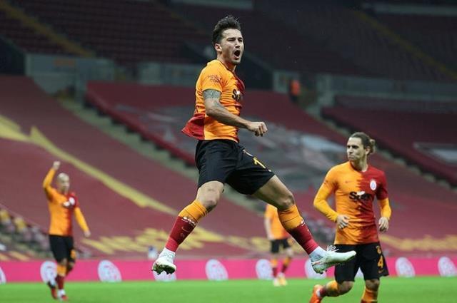 Galatasaray, TFF'nin lisans çıkarmadığı Oğulcan Çağlayan'ı PSV maçı kadrosuna alamadı