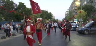 Galata Kulesi: 15 Temmuz Demokrasi ve Milli Birlik Günü etkinlikleri