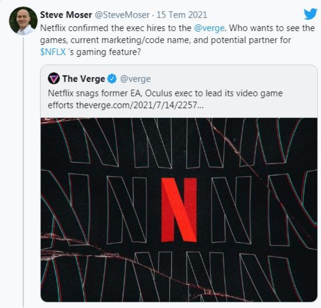 Netflix yeni oyun hizmeti için Sony ile işbirliği yapabilir!