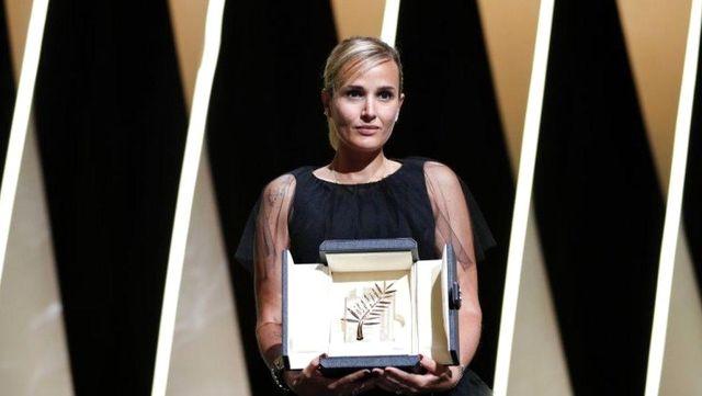 Cannes Film Festivali: Fransız Titane filmi Altın Palmiye'yi kazandı