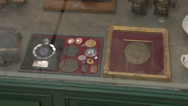 Türkiye'nin 1854-1974 yılları arasında verdiği mücadeleden izler taşıyan parçalar müzayedeye çıktı