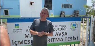 Avşa Adası: BALIKESİR - Marmara ve Avşa adalarında bayramda içme suyu sorunu yaşanmayacak