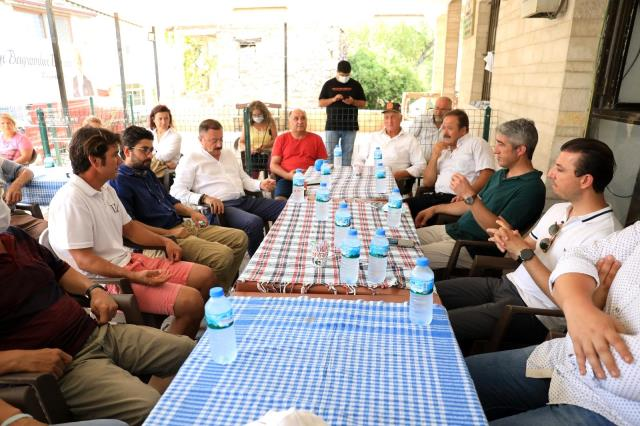 Başkan Oktay'dan bayram ziyareti
