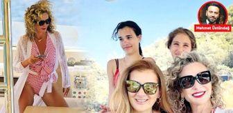 Gigi Hadid: Esra Oflaz, zor günleri atlattı