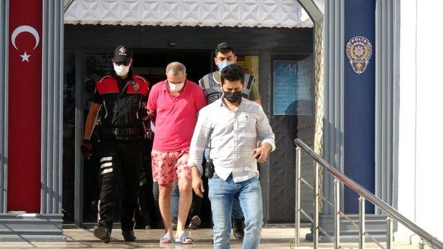 Fuhuş operasyonunda 2 kadınla yakalanan 6 kişiye 6 bin 880 TL para cezası