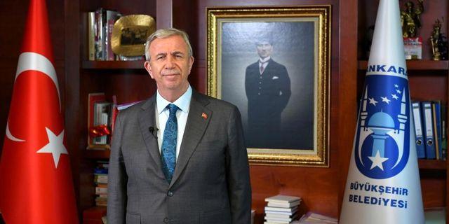 MANSUR YAVAŞ'TAN BAYRAM TATİLİNDE 'SU TASARRUFU' ÇAĞRISI