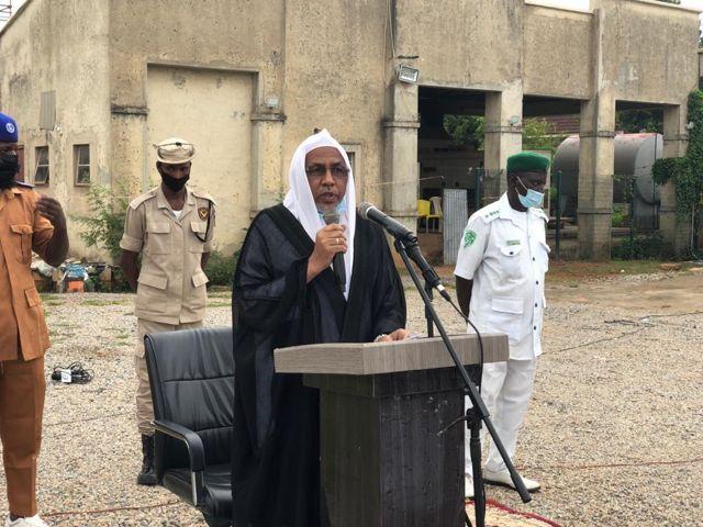 Nijerya ve Kenya'da Kurban Bayramı namazı kılındı