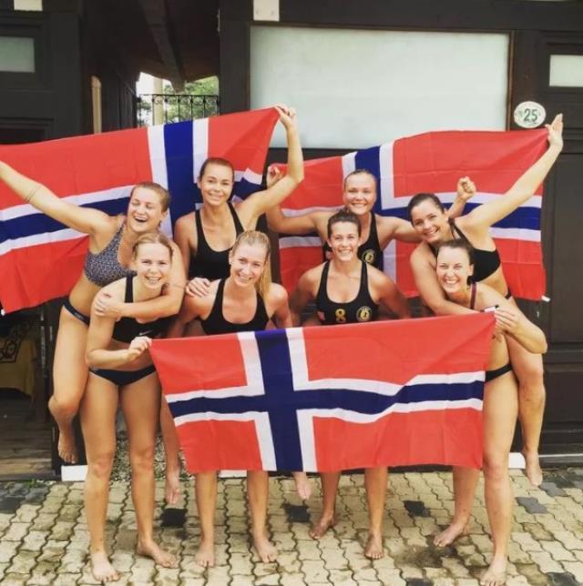 Norveçli kadın hentbolcular bikini giymedikleri için para cezasına çarptırıldı