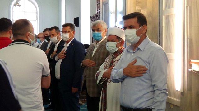 Vali Arslantaş, vatandaşlar ile bayramlaştı