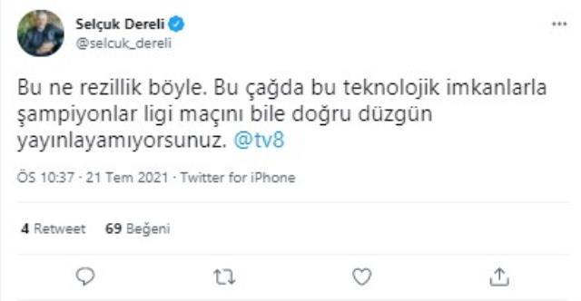 Acun Ilıcalı'nın sahibi olduğu TV8 ilk maçtan sınıfta kaldı! Sürekli kesilen yayına sporseverler isyan etti