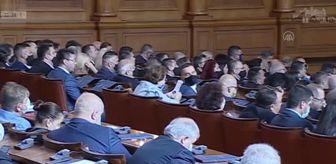 Protesto: Bulgaristan'ın yeni parlamentosu ilk oturumunu yaptı
