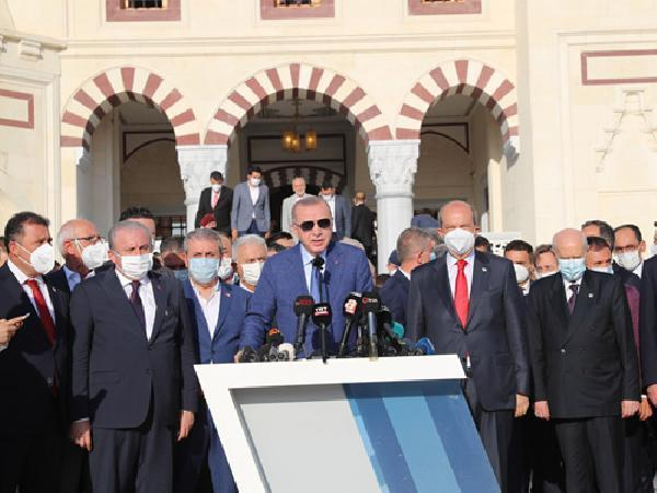 Erdogan, 'If conditions are met, we are thinking about taking over the management of the Kabul Airport'