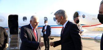 Erzincan Havalimanı: Hemşehrimiz Eski Başbakan ve Meclis Başkanı Merhum Yıldırım Akbulut'un ismi Erzincan Havalimanı'na Verildi.
