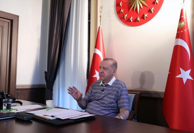 İlave kısıtlamalar gelecek mi? Cumhurbaşkanı Erdoğan'dan merak edilen soruya yanıt: Aşılama sayesinde gerek kalacağına inanmıyorum