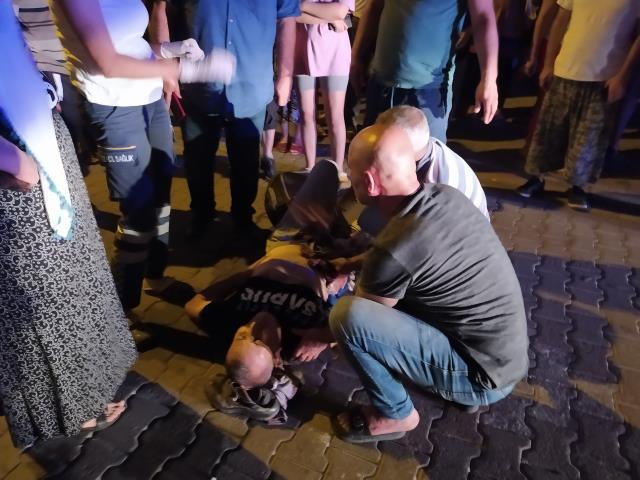 Kız alıp verme meselesi yüzünden amcasını ve kuzenini pompalı tüfekle vurdu