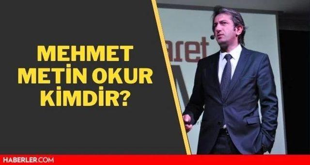 Mehmet Metin Okur kimdir?