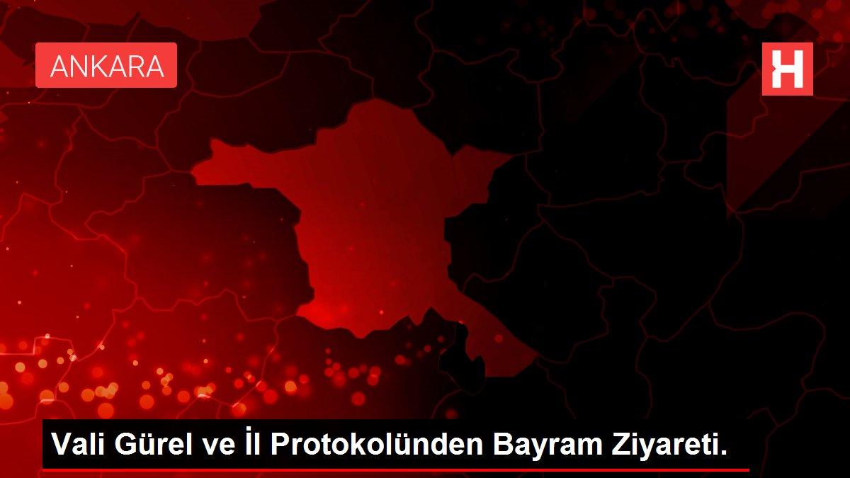 Karabük'te protokolün bayram ziyaretleri sürüyor