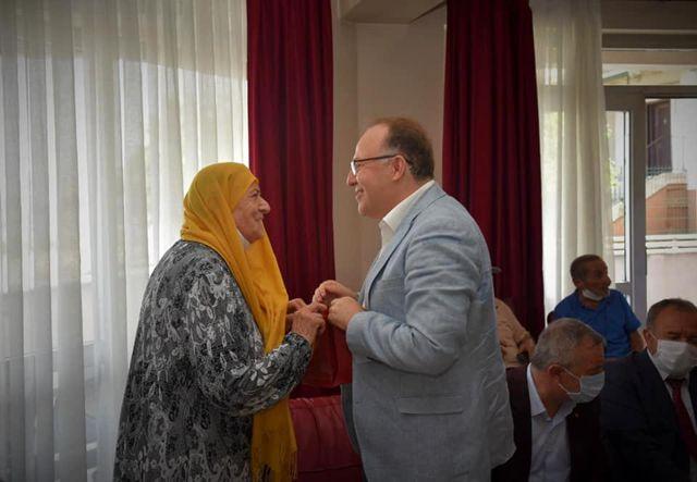Vali Mustafa Tutulmaz, Kurban Bayramı Dolayısıyla Düzenlenen Bayramlaşma Programına Katıldı
