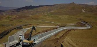 Tsk: Van-İran sınırı beton duvar, hendek ve kulelerle 'geçilmez' olacak (1)