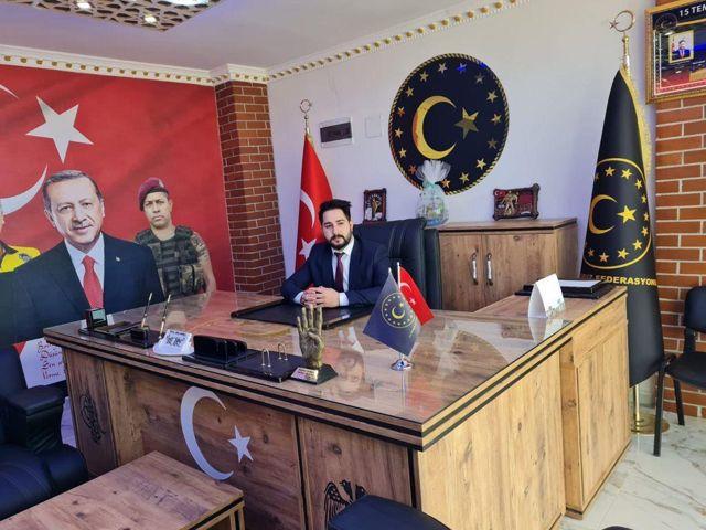 15 Temmuz Federasyonu Genel Başkanı Şahin'den Kurban eti dağıtırken katledilen Yasin Börü'ye ilişkin açıklama