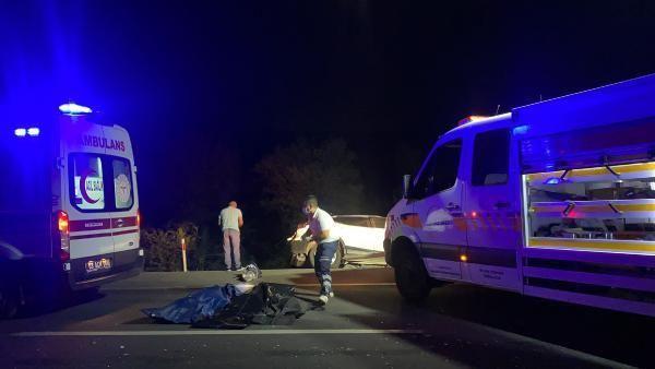 Son dakika haber... Afyonkarahisar'da 5 aracın karıştığı kazada 2'si çocuk 4 ölü, 2 yaralı