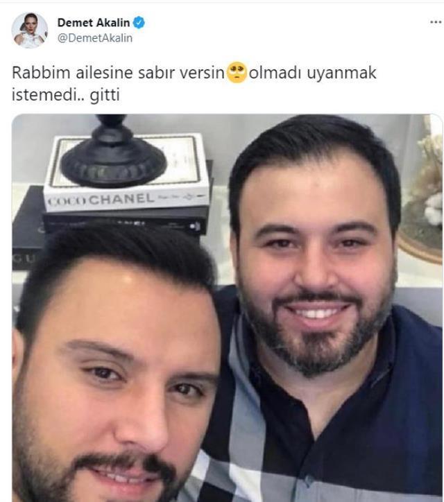 Alişan'ın kardeşinin cenazesine katılmayan Demet Akalın konsere mi çıktı?