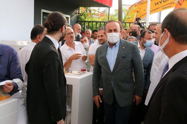Bakan Çavuşoğlu: ' KKTC'nin haklarını sonuna kadar savunacağız'