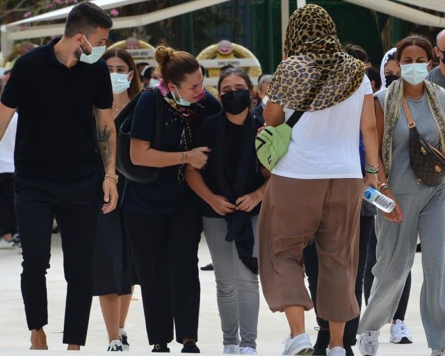 Buse Varol Tektaş'tan hayatını kaybeden Selçuk Tektaş'a yürek yakan veda: Ömür boyu acın içimizde olacak