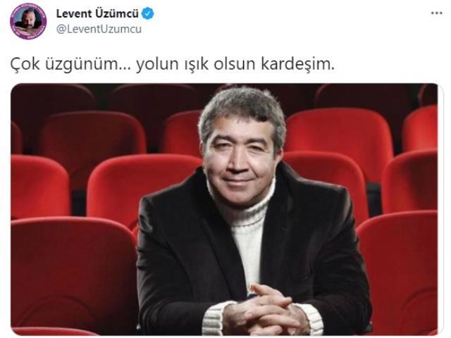 Kalp spazmı geçiren oyuncu Turgay Yıldız, hayatını kaybetti
