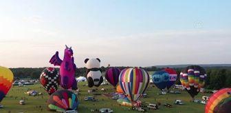 Tam Gemi Şok Denemeleri: NEW JERSEY - Piyango Balon Festivali düzenlendi
