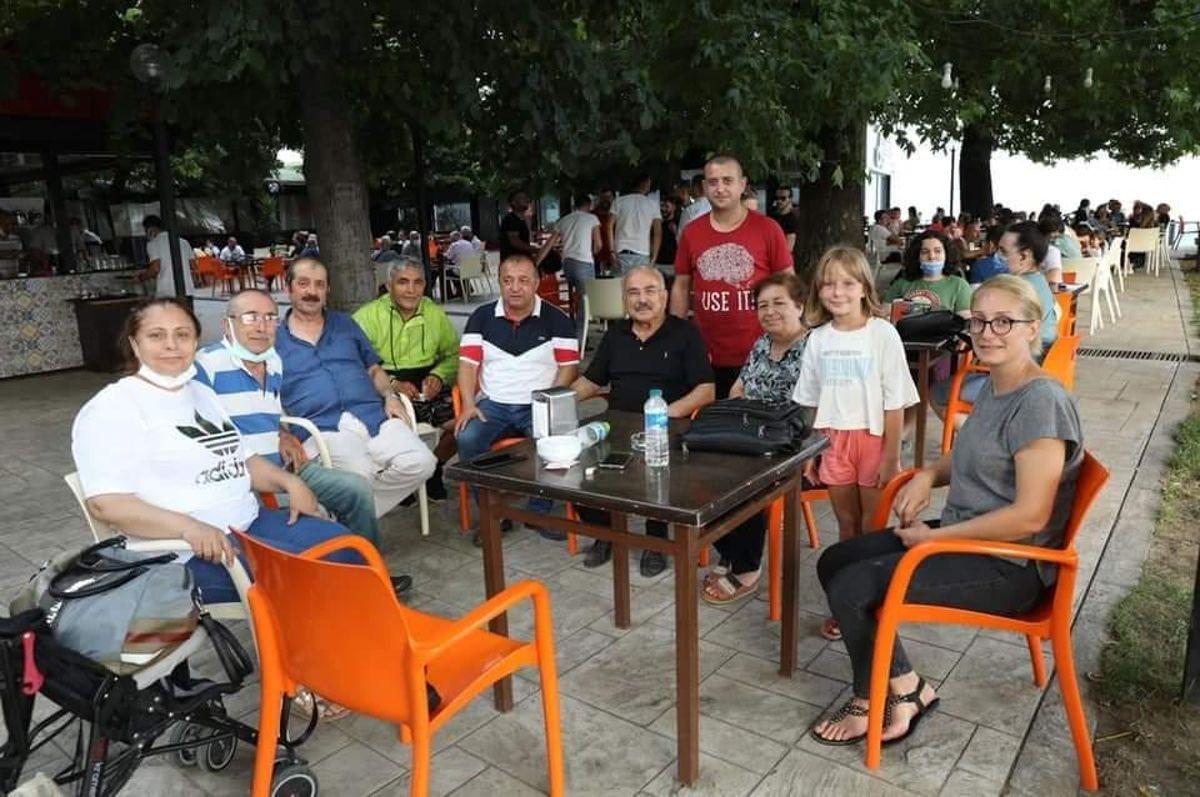 Ordu Büyükşehir Belediye Başkanı Mehmet Hilmi Güler, 4 ilçeyi ziyaret etti