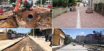 Kocaeli Büyükşehir Belediyesi: Darıca'da altyapı ve üstyapı yatırımları sürüyor