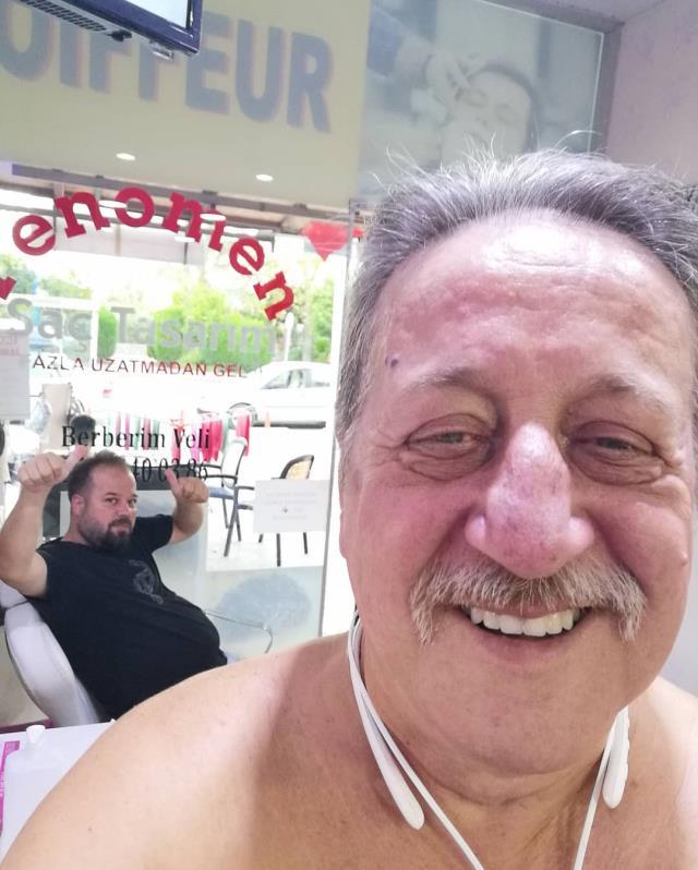 Evinde ölü bulunan oyuncu Levent Aykul'un 4 gün önce çekilen görüntüleri ortaya çıktı