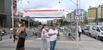 İett: Son dakika haberleri! Eyüpsultan'da metro klimasındaki yangın seferleri aksattı