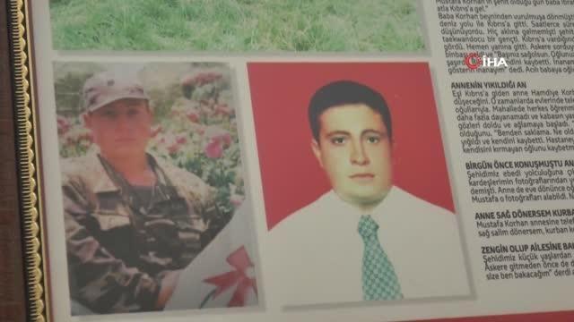 Şehit babası haklarını 23 yıllık hukuk mücadelesiyle kazandı