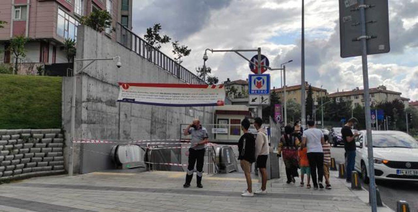 Son Dakika: Metroda patlama! İstanbul Eyüpsultan metrosunda patlama oldu!