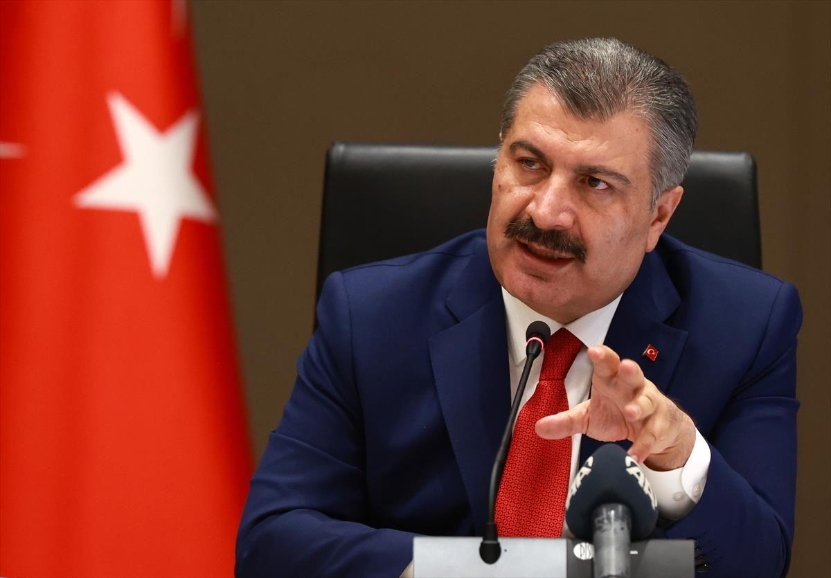 Son Dakika: Türkiye'de 24 Temmuz günü koronavirüs nedeniyle 58 kişi vefat  etti, 12 bin 381 yeni vaka tespit edildi - Haberler
