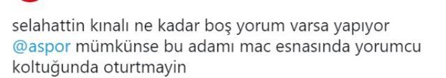 Trabzonspor-Başakşehir maçında skandal sözler! Trabzon'un bir köyü için 'at hırsızları' diyen A Spor yorumcusu tepki çekti