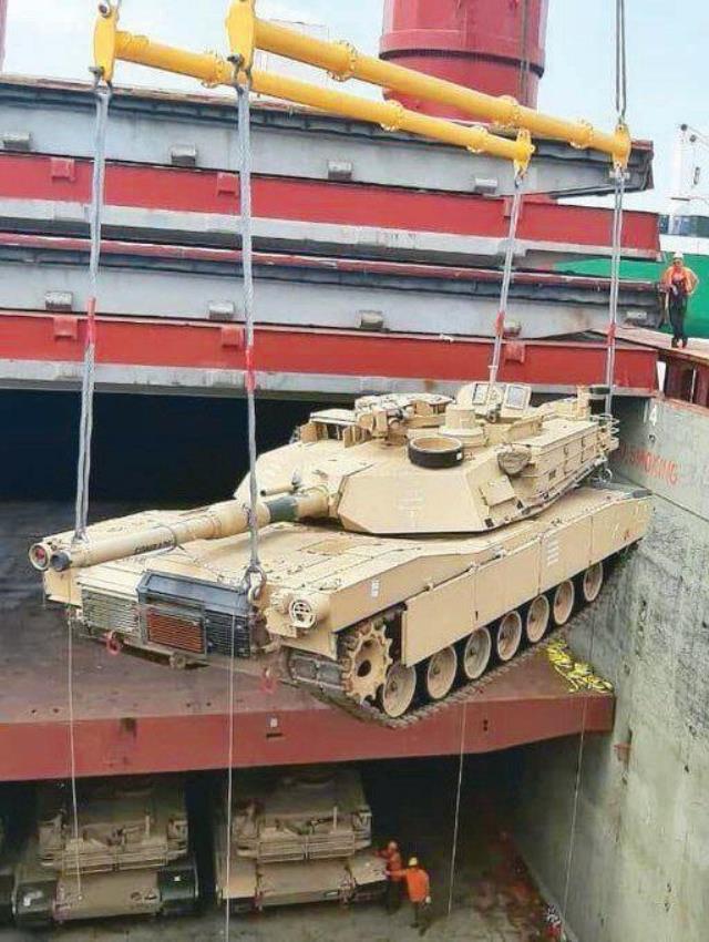 Türkiye'ye 40 kilometre uzakta dikkat çeken hareketlilik! ABD, Dedeağaç'ı cephaneliğe dönüştürüp 400 tank yığdı