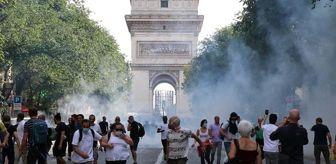 Protesto: Avrupa ve Avustralya'da aşı ve koronavirüs önlemleri karşıtları protesto gösterileri düzenledi