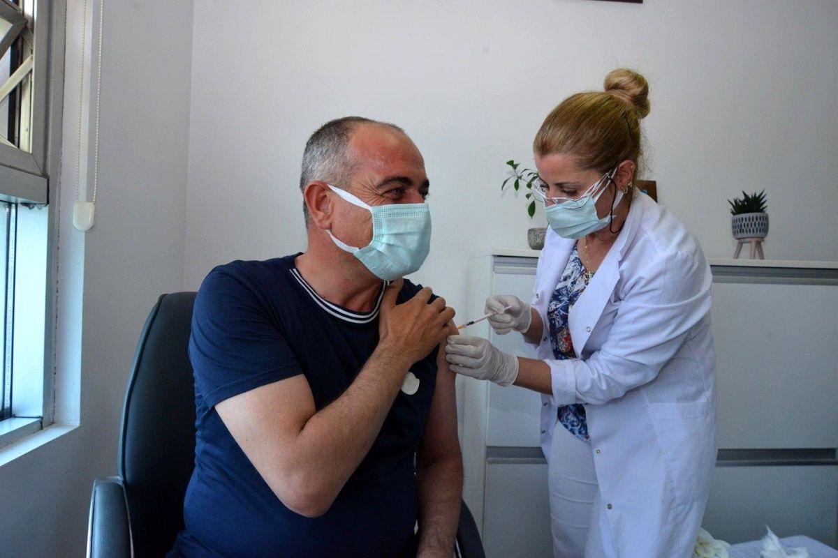 Başkan Sertaslan'dan aşı çağrısı